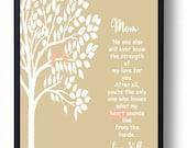 Mom Gift for Mom Birthday gift for Mom Mum New Mom Christmas gift-