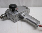 GE Electric Drill, made in USA, power tools hand tools, collectible tools props