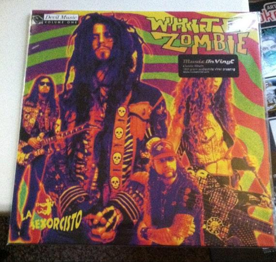 Sealed White Zombie La Sexorcisto Devil By Musicpaperlove