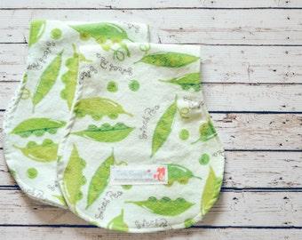 Baby Burp Cloth Gift Set
