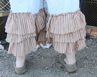 Prairie Maiden ruffled bloomers from Moonlight Masqurade