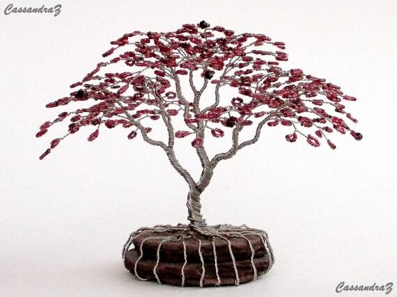 hnliche artikel wie japanischer ahorn perlen bonsai baum. Black Bedroom Furniture Sets. Home Design Ideas