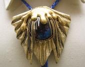 1980s Eye of the Dragon Magical  Bolo Tie