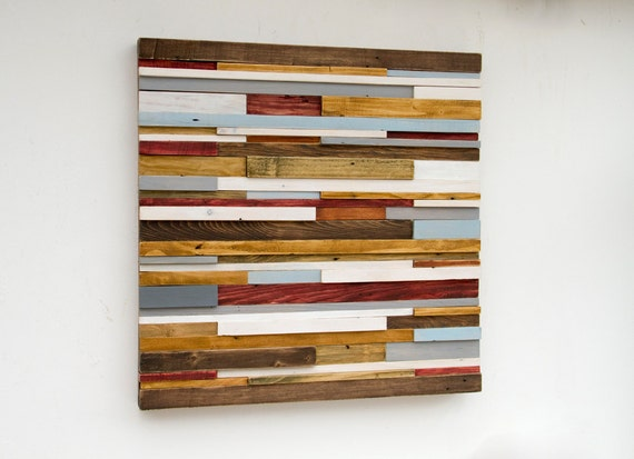 Wood wall sculpture art rustic industrial reclaimed wood Reclaimed wood wall art for sale