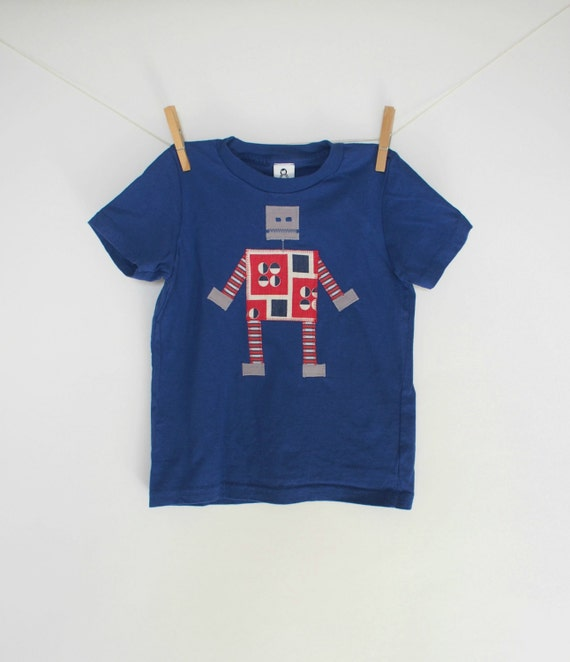 Boys' Clothing / Robot T-Shirt