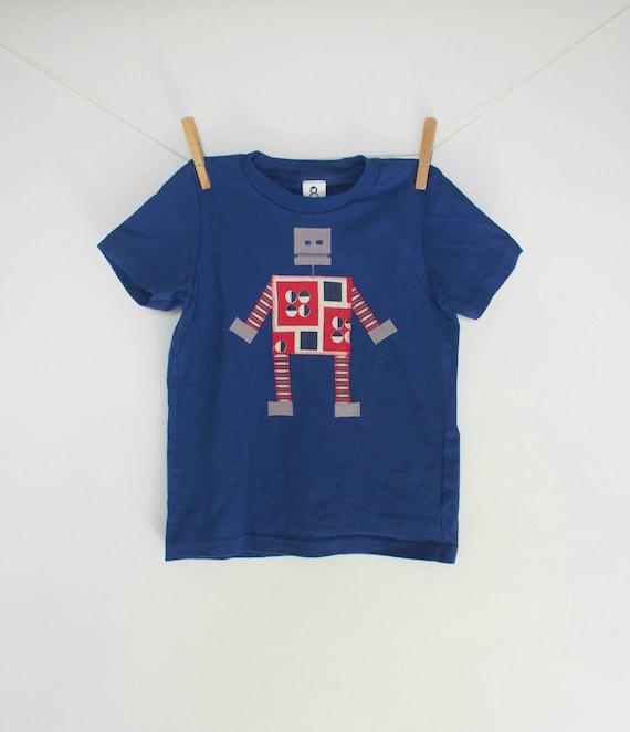 Boys' Clothing / Robot T-Shirt