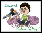 RESEVERED for Lilia- CUSTOM LISTING- mandrakes babies