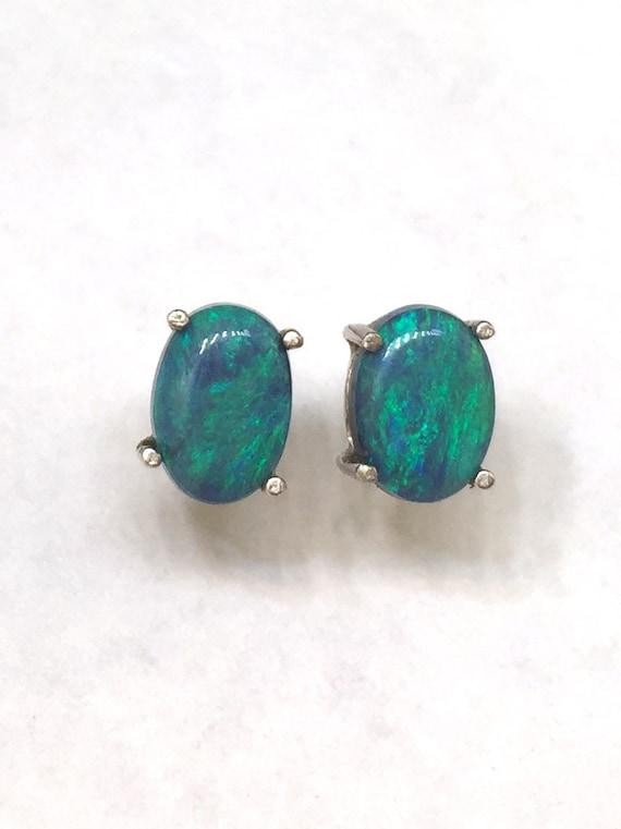 Opal necklace  Etsy