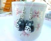 Cute Studio Gibli's My Neighbour Totoro Inspired Earrings