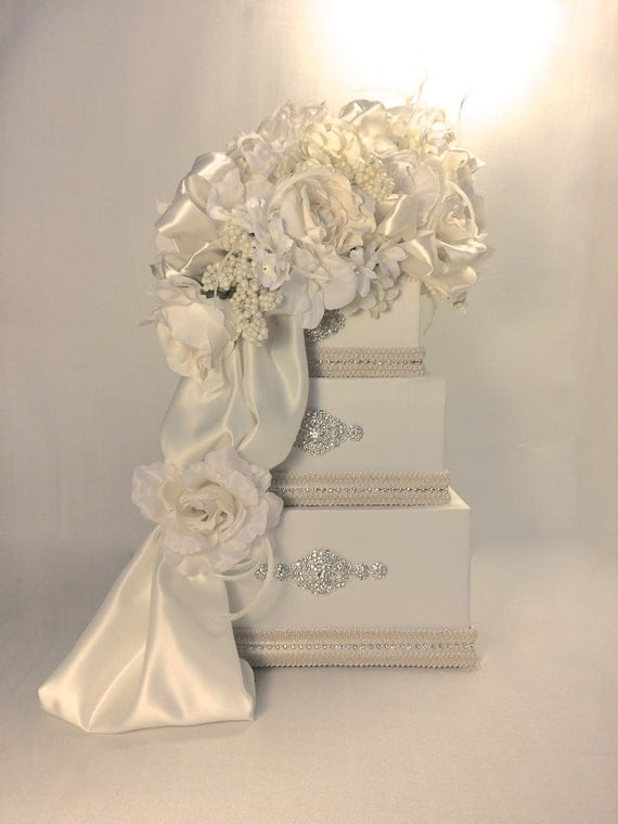 Wedding Gift Card Holder With Lock : ... Wedding Card Box, Secured Lock Wedding Card Box Diamond Wedding Card