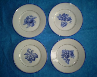 SALE  Vintage Franz Prause Plates.  Was 19.00.