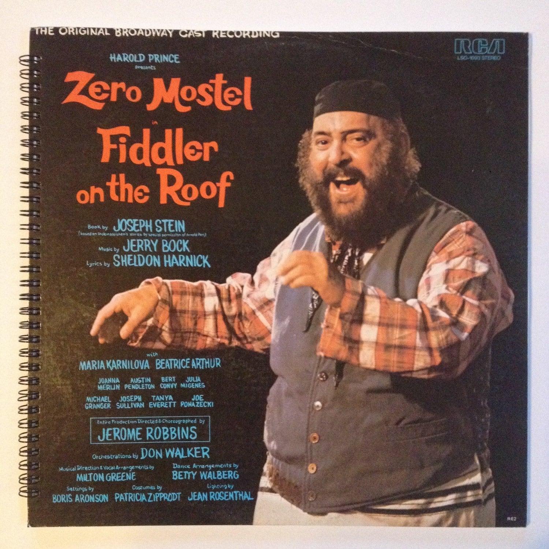 Fiddler on the roof essay