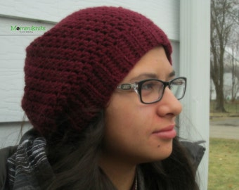 Slouch Hat-Mulitple sizes- MADE TO ORDER