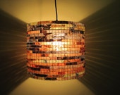 Shipping Worldwide - ON SALE - Chandelier Light Coffee Art Lighting Ceiling Hanging Pendant Unique Lamp Lampshade Lampada Coffee Filter Art