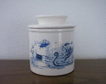 Ceramic Fresh Butter Keeper