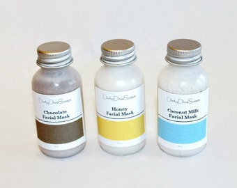 All  Natural Organic Honey   Mask, Organic Natural Skin Care,
