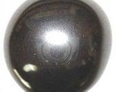 TUMBLED - (2) Medium/Large HEMATITE Crystals with Description Card - Healing Stone Reiki
