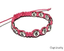 Child Phone Number Bracelet, Contact Bracelet, Date Bracelet, Date of Birth Bracelet, Numbers Bracelet, Cord Kid Bracelet, Kids Jewelry