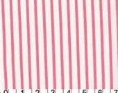 Pirate Stripe - Michael Miller fabric, Pink, Blossom, Coral fabric DC5626 - BLOS-D