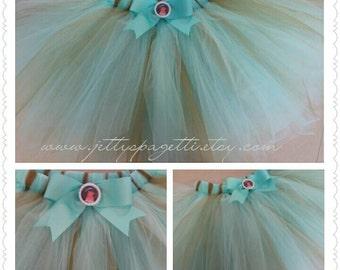 Princess Jasmine Inspired  Boutique Costume Tutu-children-adult-running