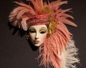 Rose Fantasy Mask