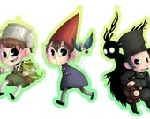 Over the Garden Wall Key Chains