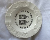 Shreve by Wedgwood Ashtray for your Valentine Man