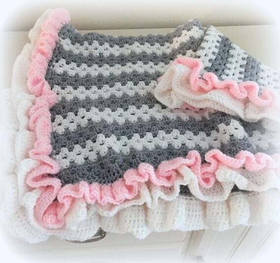 Crochet Baby Blanket Pattern Baby Crochet Blanket