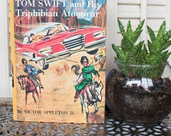 Tom Swift and His Triphibian Atomicar Journal