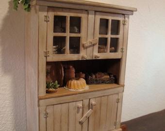 dollhouse miniature belief rustic