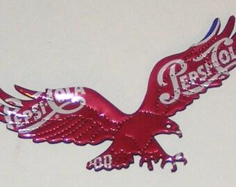 EAGLE Magnet - Pink Fuschia Wild Cherry Pepsi Cola Soda Can