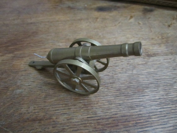 Brass Firecracker Cannon Brass Cannon Noise Maker Cannon