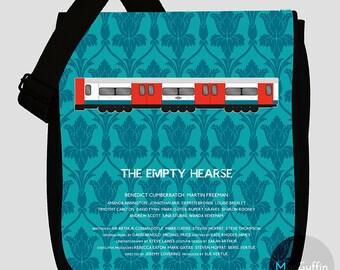 Sherlock messenger bag - Choose from 9 episodes (Made to order)