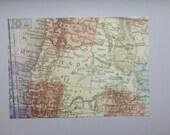 Passport Cover Northwest USA Passport Cover (#193)
