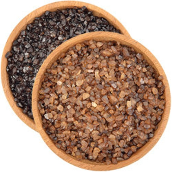 Smoked Sea Salts--2 varieties