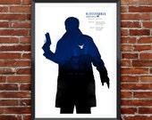 """Bladerunner Movie Poster 12X18"""""""