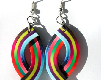 Samba  earrings