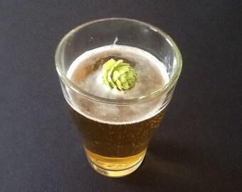 Party Hops, Hops Beer Garnish, Beer Decoration, Celebration Beer Hops, Hops for Beverage Garnishment, Food Grade Hops, Beer Hops
