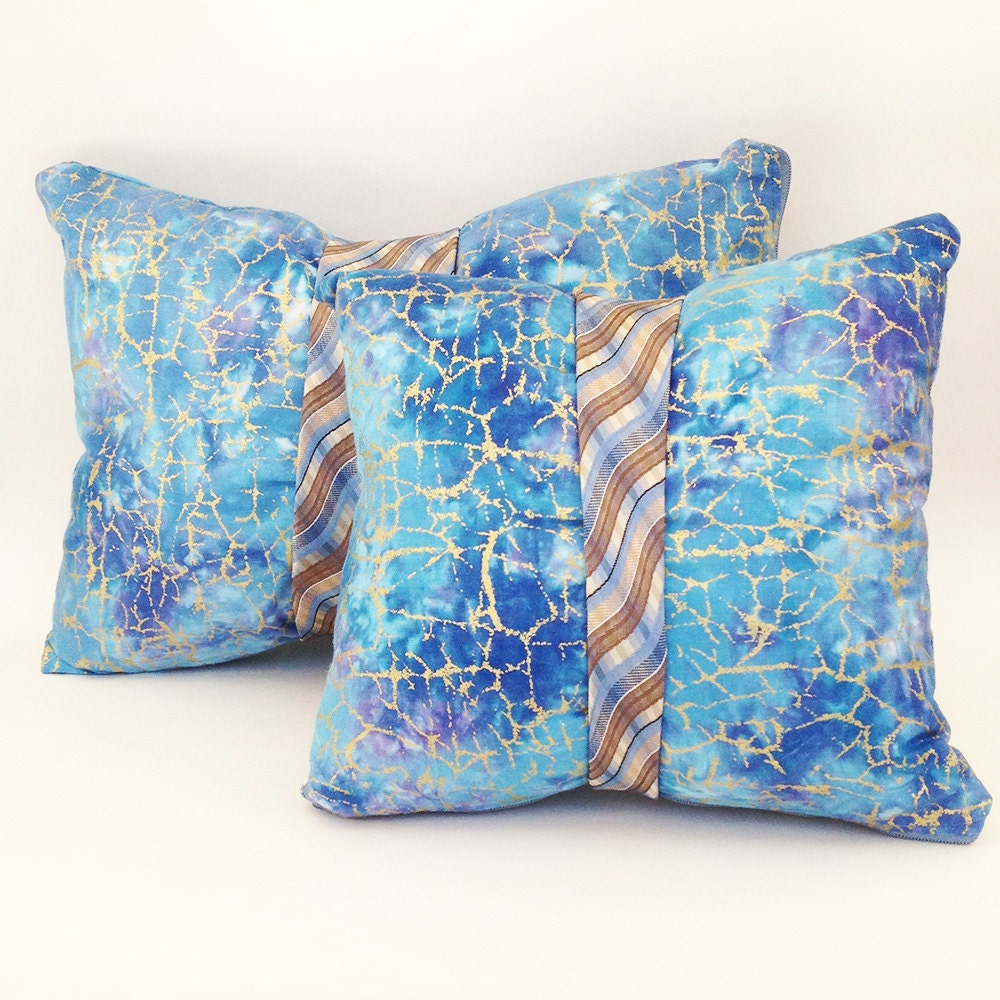 Throw Pillows Mustard Yellow : Tie pillows batik pillows unique throw pillows bohemian