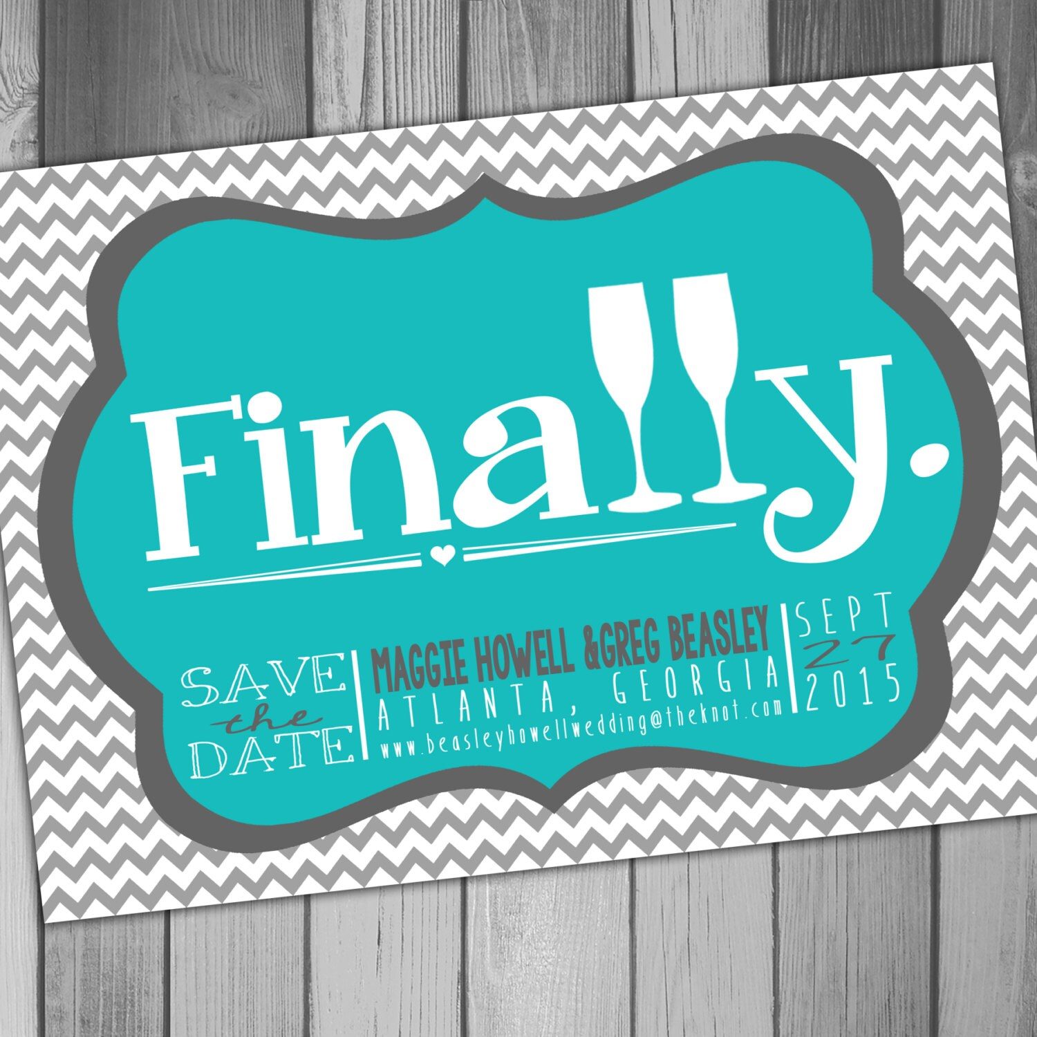 wedding save the date finally wedding printable save the date 128270zoom