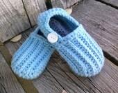 Custom Toddler Slippers - Boys or Girls