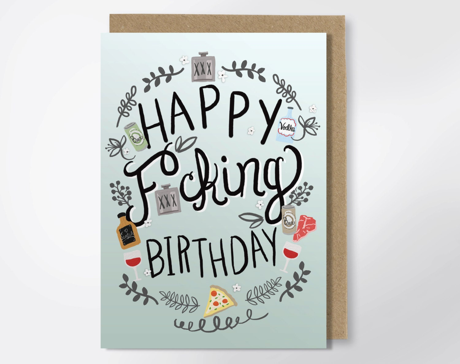 Adult Bithday Cards 109