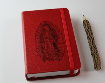 Our Lady Of Guadalupe Virgin Mary Journal Sketch Book