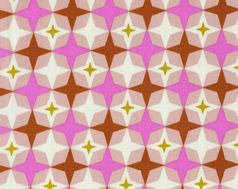 Playful - Bowling Alley - Pink - 0013-1 - 1/2 yard, Additional Available