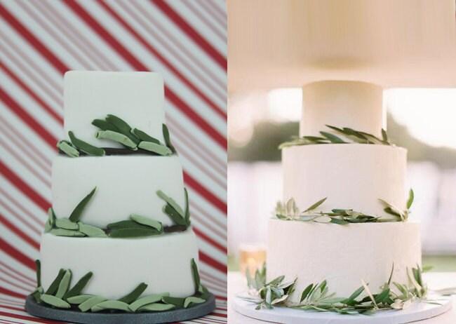 Wedding Cake Replica Ornament Custom Wedding Cake By Cmyklays