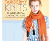 Faux Taxidermy Knits Book - Signed Paperback and Bonus Pattern