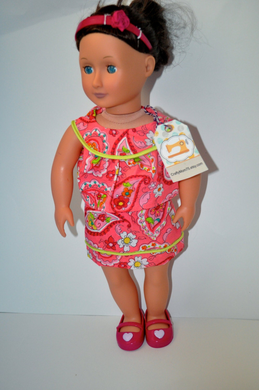 Amazing SALE on clothes for 18 inch dolls like American Girl, Our Generation and Journey needloanbadcredit.cftes, PJ's, Accessories and more. Fast, free shipping on order $50+!