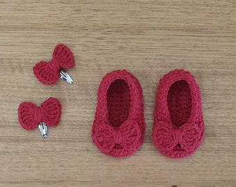 Crochet Clip set of 2