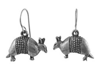 Armadillo Earrings - LT346