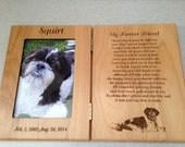 Pet Remembrance Plaque
